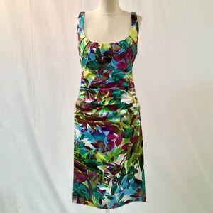 Suzi Chin Colorful Dress